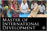 Master of International Development